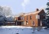 Жилой дом в г. Троицке