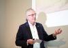 Окрытая лекциия куратора Магнуса Монссона «Трансформация и развитие»