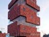 «Музей на реке»/Музей «ан де Стром». Антверпен, Нидерланды / The City Museum of Antwerp