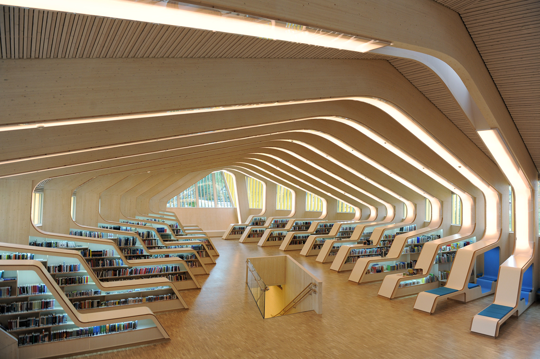 The NORDIC WOOD festival of wooden architecture is coming to ...