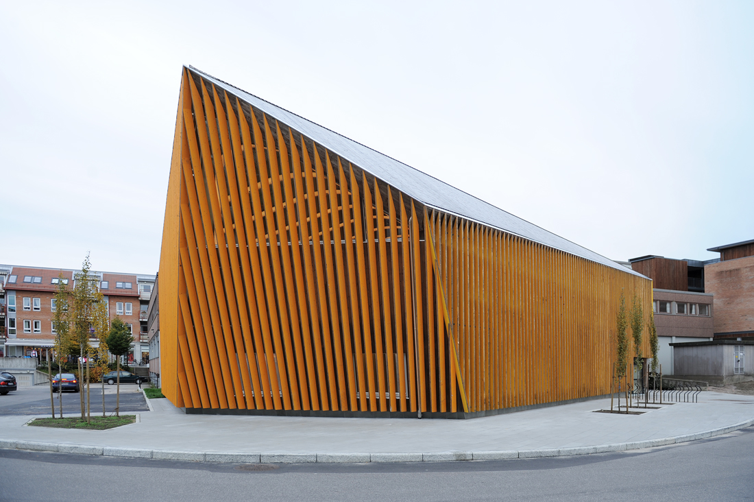 The nordic wood festival of wooden architecture is coming Wood architecture definition