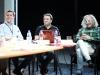 Участники круглого стола: Семен Татарников (компания Flaigroup), Павел Кулаков и Алексей Левчук