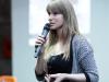 Презентация представителя компании Hunter Douglas Анны-Лидии Зинковской