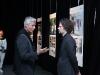 Петер Сахлин и главный редактор международного архитектурного журнала Проект Балтия Владимир Фролов