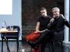 Лекция шведского архитектора Петера Сахлина на международной конференции Офис.СПб