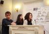 Защита проектов в КГА, команда Новое Средневековье