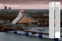 Латвийская национальная библиотека, Рига / Latvian National Library, Riga
