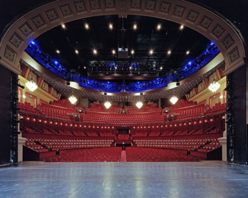 Renovation of Royal Theatre Carré, Amsterdam