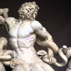 Лаокоон и его сыновья. Агесандр