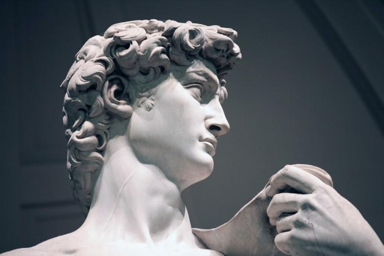 Давид. Микеланджело