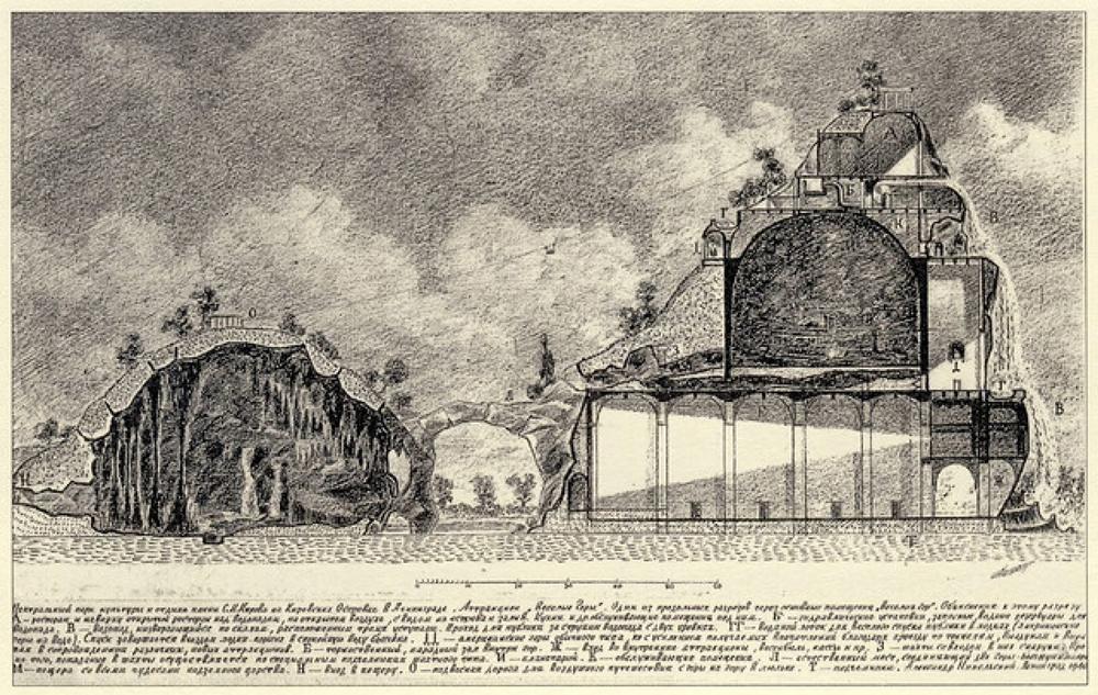 Рисунок А. С. Никольского