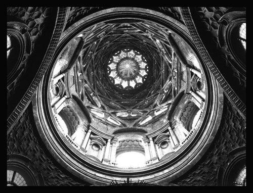 Гварино Гварини. Купол капеллы Сантиссима Синдоне. Турин, 1667–1690