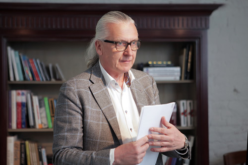 Магнус Монссон, руководитель шведского архитектурного бюро Semrén & Månsson.