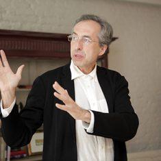 Сергей Чобан, руководитель бюро SPEECH (Москва) и nps tchoban voss (Берлин).