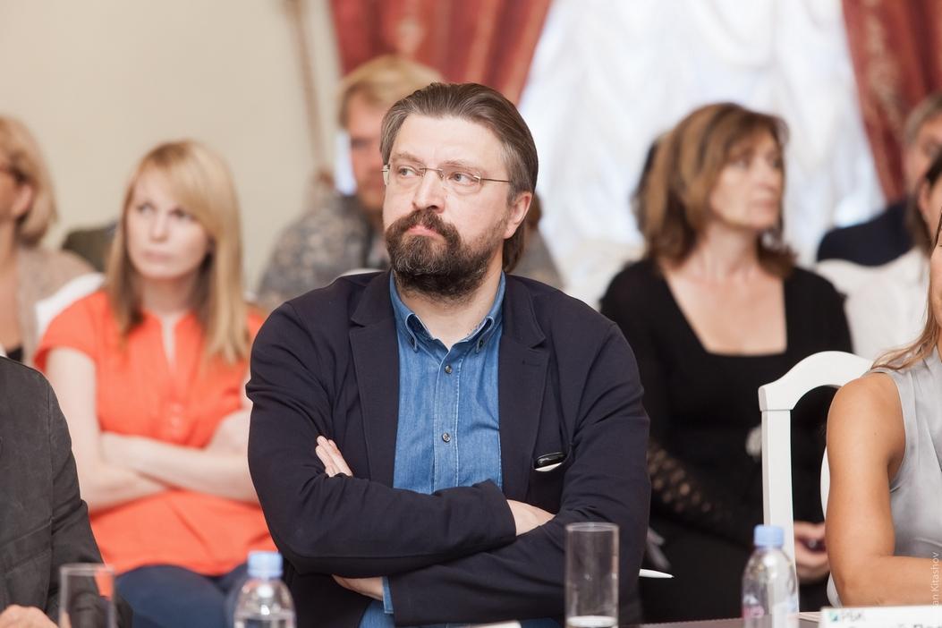 Сегрей Падалко, руководитель петербургской архитектурной мастерской «Витрувий и сыновья».