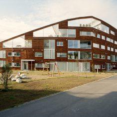 Brinken Terrace housing
