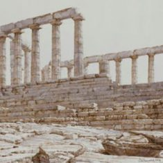 Сунион. Храм Посейдона. 2017 г. Максим Атаянц
