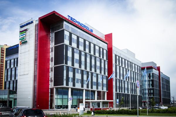 Бизнес-центр «Технополис Пулково»/L Architects